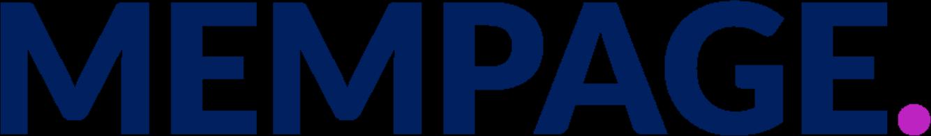 Mempage logo